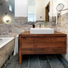Camere a Bergamo - Polisena Junior Suite Bagno