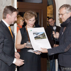 Agriturismo Polisena - Consegna Certificato KlimaHotel