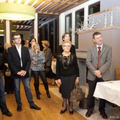 Agriturismo Polisena - Ospiti in sala