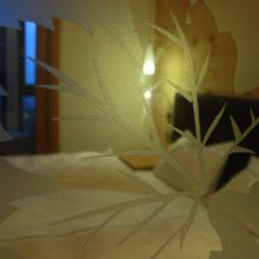 Camere a Bergamo - Particolare camera in agriturismo Polisena