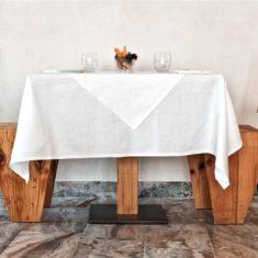 Tavolo per due - Ristorante biologico Polisena
