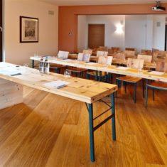 Sala meeting - Agriturismo biologico Polisena