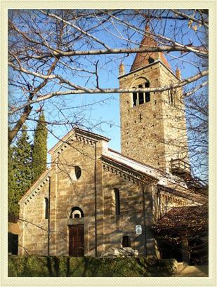 Abbazia di Sant'Egidio a Fontanella - Sotto il Monte