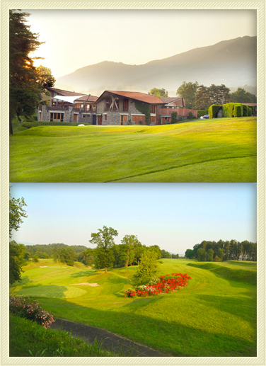 "Golf Club Bergamo ""L'albenza"""