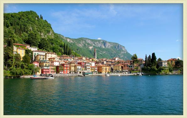 Varenna sul Lago di Lecco
