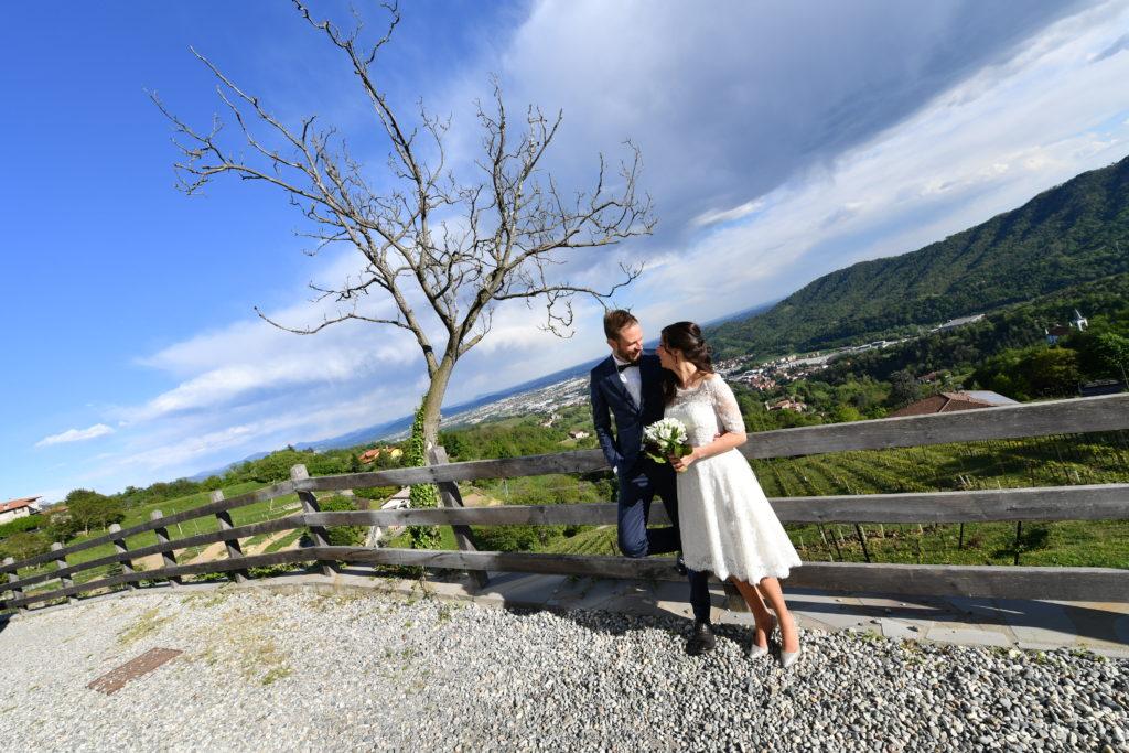 Eco Wedding - Polisena Farmhouse in Lombardy